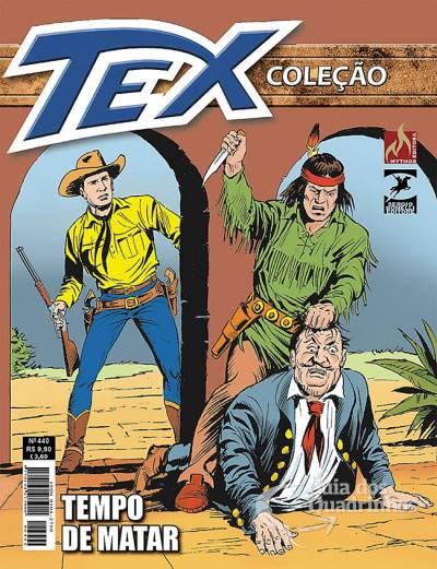 Hq Gibi - Tex Coleção 440  - Vitoria Esportes