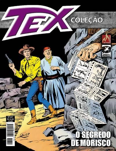 Revista Hq Gibi - Tex Coleção 441  - Vitoria Esportes