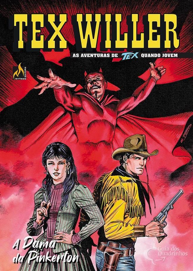 Tex Willer n° 10  - Vitoria Esportes