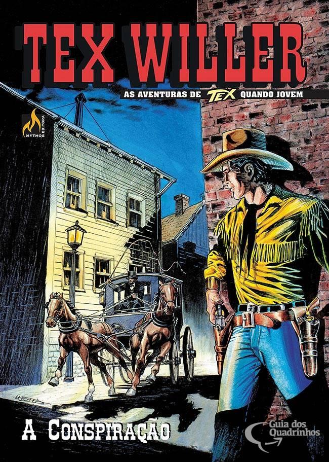 Tex Willer n° 11  - Vitoria Esportes