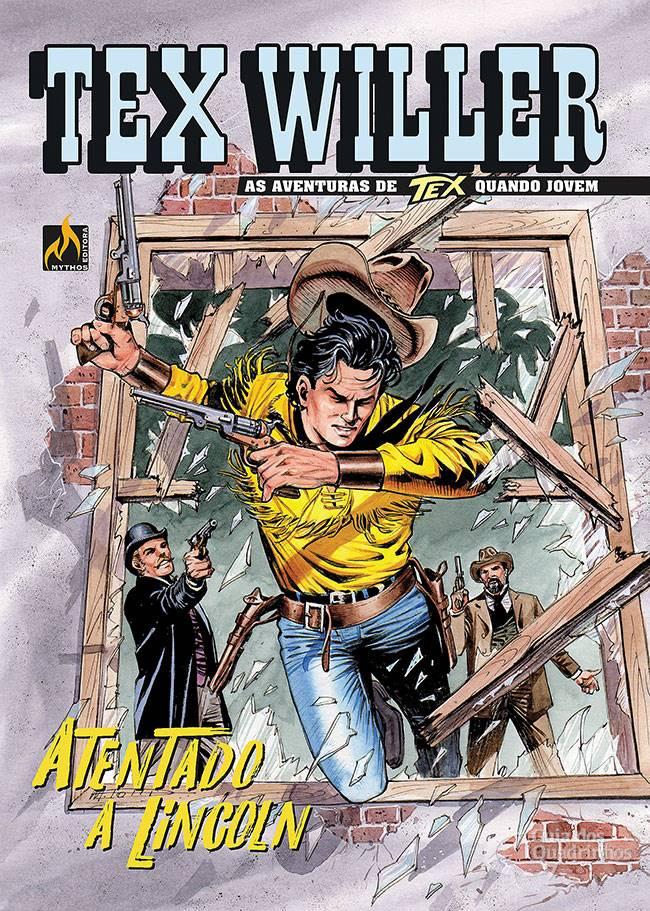 Tex Willer n° 12  - Vitoria Esportes