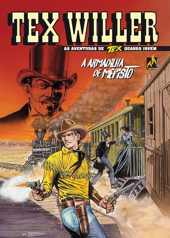 Tex Willer n° 13  - Vitoria Esportes