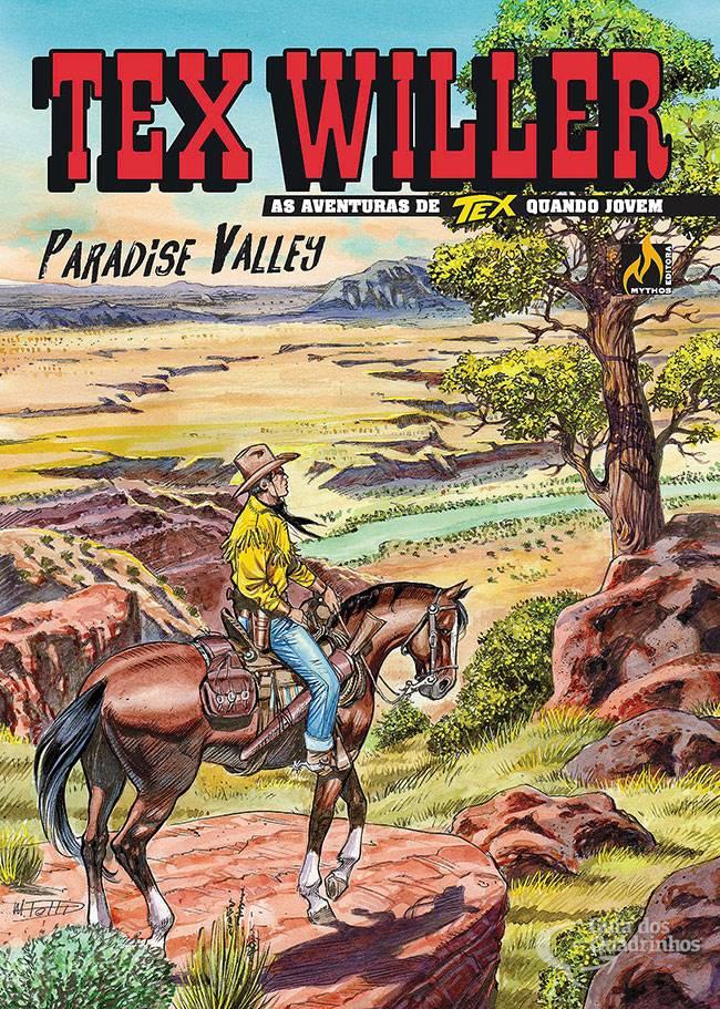 Tex Willer n° 14  - Vitoria Esportes