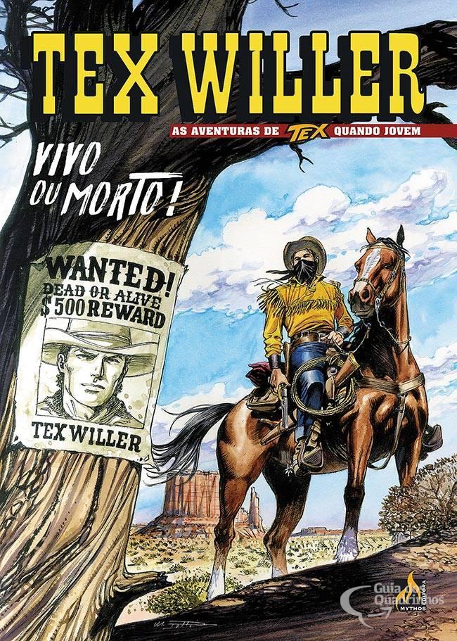Tex Willer n° 1  - Vitoria Esportes