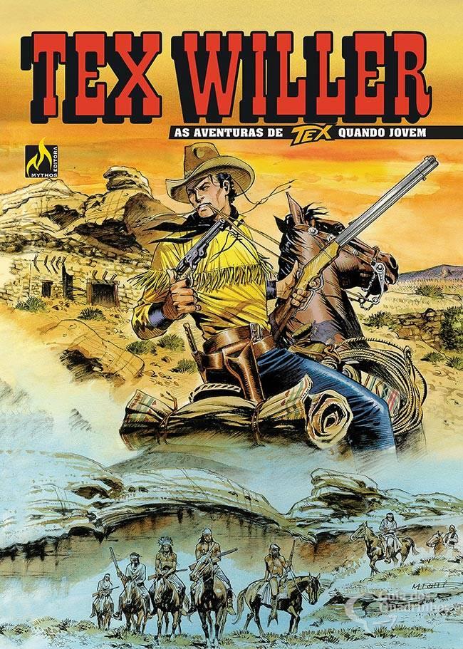 Tex Willer n° 2  - Vitoria Esportes