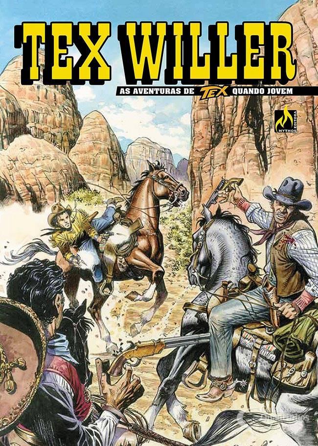 Tex Willer n° 3  - Vitoria Esportes