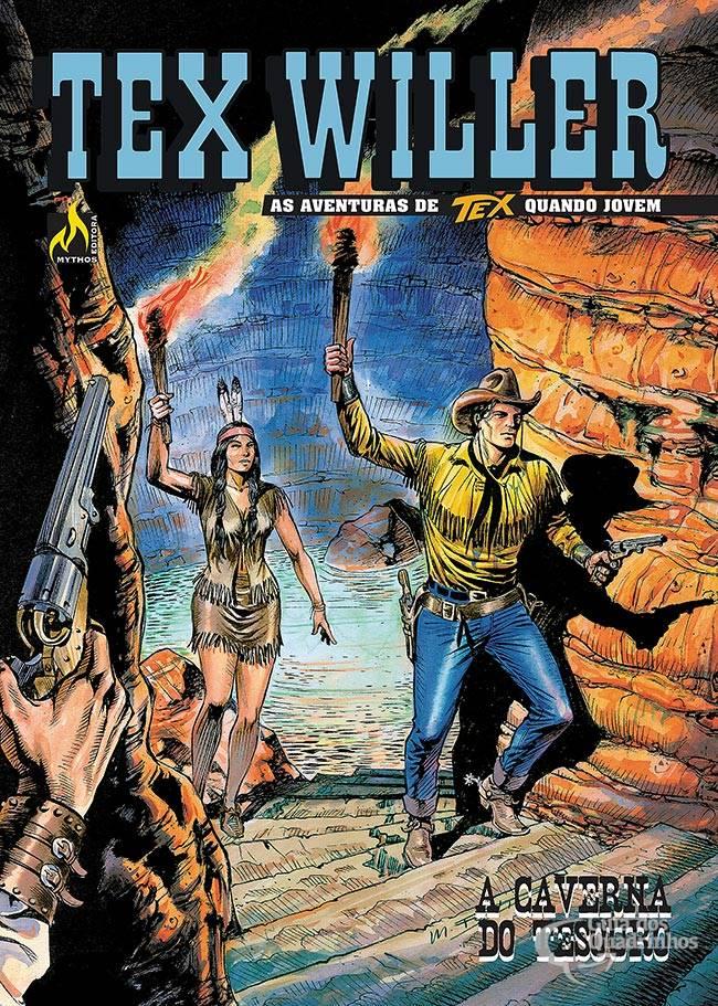 Tex Willer n° 4  - Vitoria Esportes