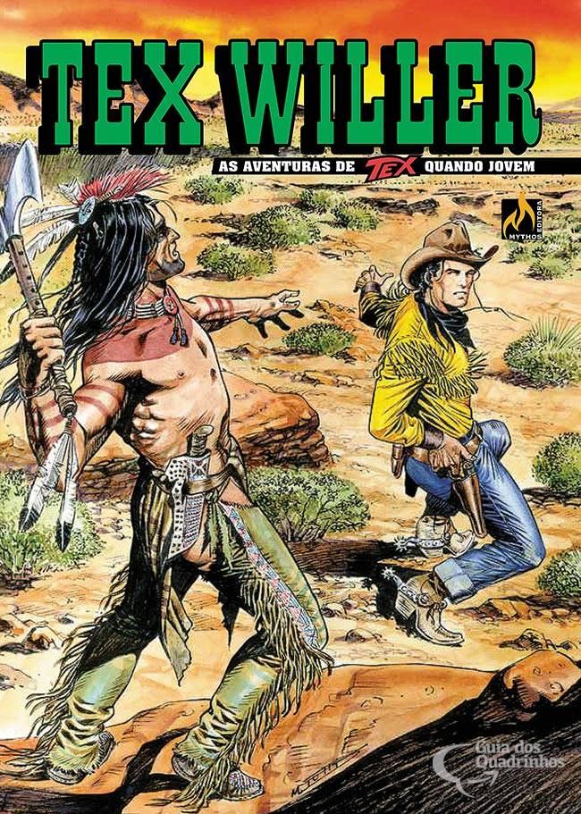 Tex Willer n° 6  - Vitoria Esportes