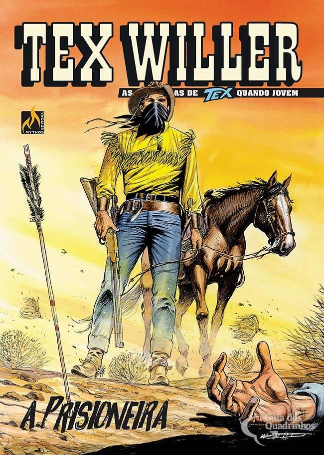 Tex Willer n° 8  - Vitoria Esportes