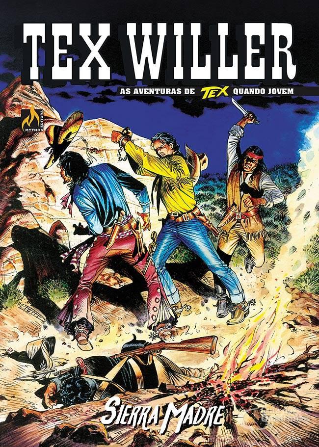 Tex Willer n° 9  - Vitoria Esportes