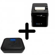 KIT SAT Bematech GO e Impressora Bematech MP-4200 TH