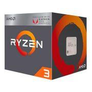 Processador AMD Ryzen 3 2200G 3.5GHZ (3.7GHZ TURBO) 6MB AM4 YD2200C5FBBOX