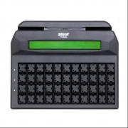 Teclado PDV Smak 44 Teclas com display 2 Linhas conexão USB