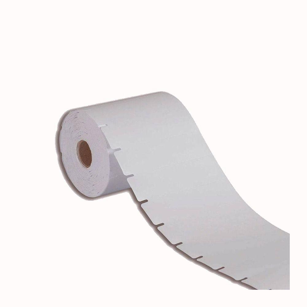 Etiqueta Gondola 105x30 mm Branca Cartão