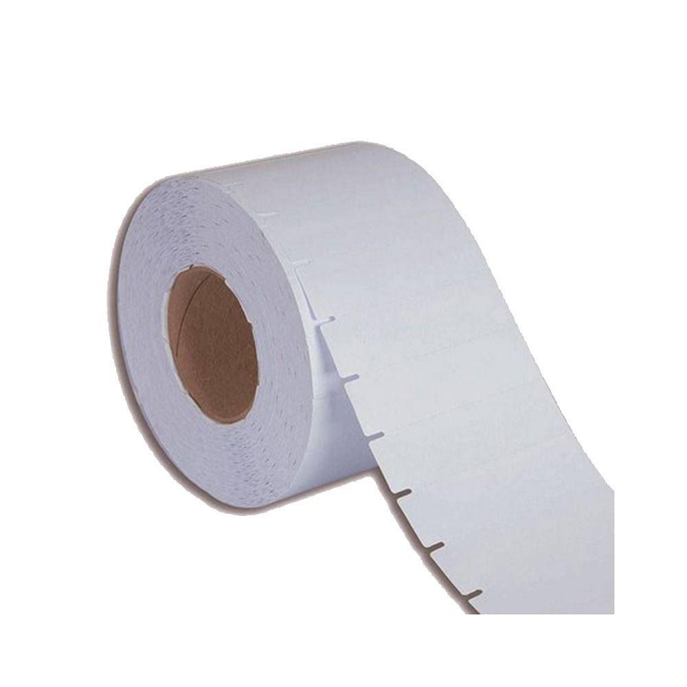 Etiqueta Gondola 90x30 mm Branca Cartão