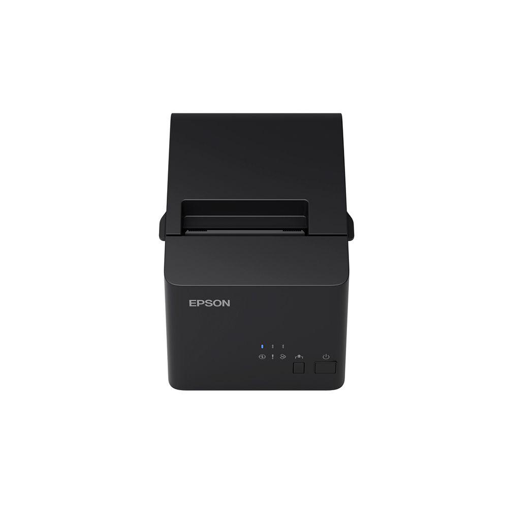 Impressora de Cupom Não Fiscal Térmica Epson TM T20X Serial/USB