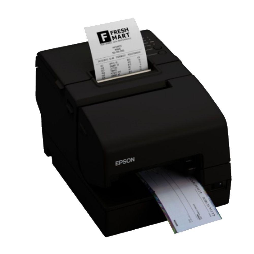 Impressora Não fiscal Epson Híbrida TM H6000 IV USB