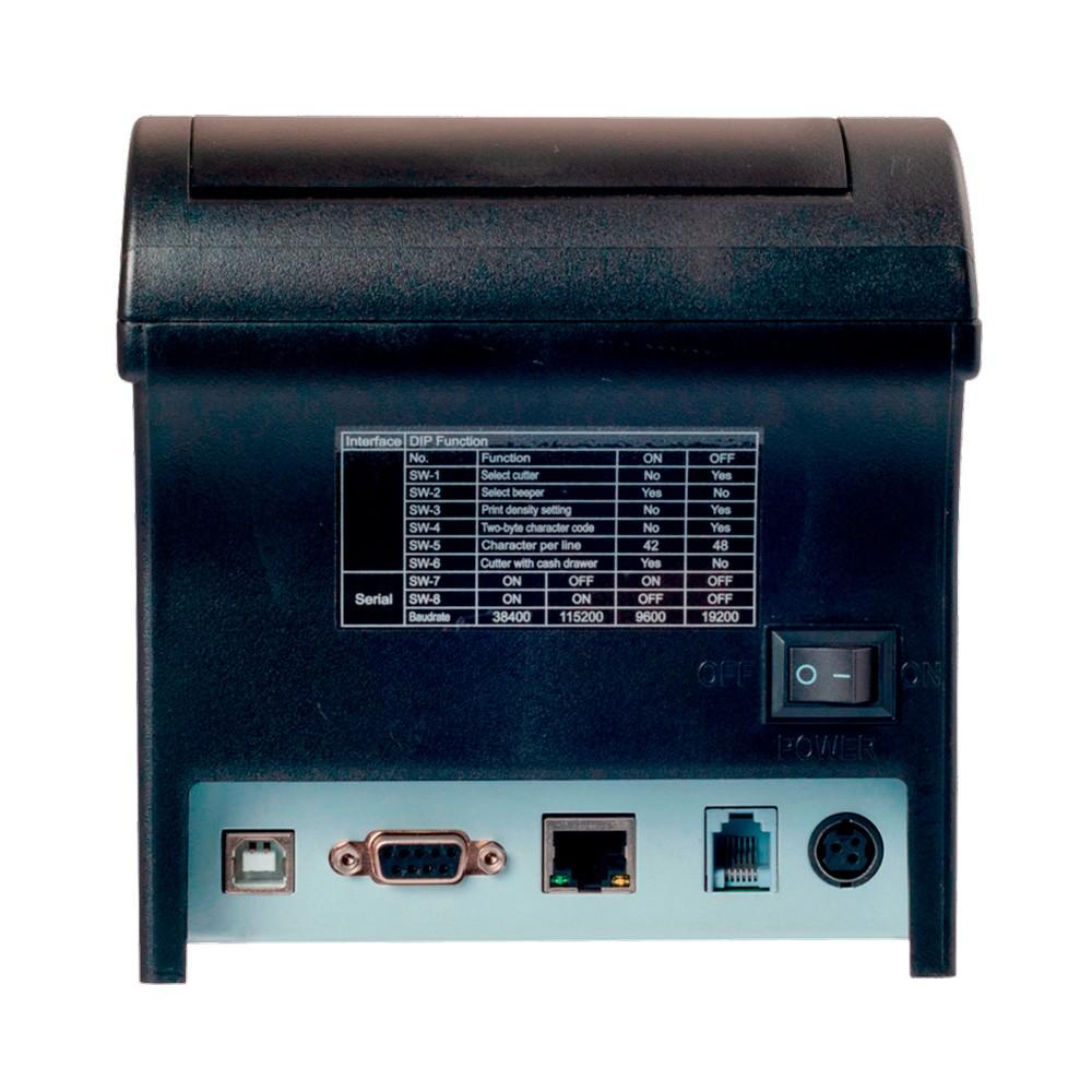 Impressora Não Fiscal Térmica Elgin i8 USB, Ethernet e Serial c/ Guilhotina