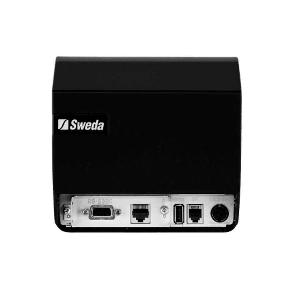 Impressora Não Fiscal Térmica Sweda SI-300S USB
