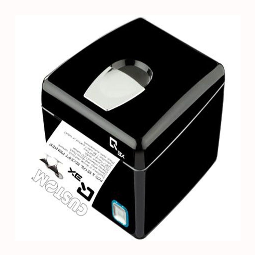 Impressora Não Fiscal Térmica Nitere Custom Q3X USB e Serial