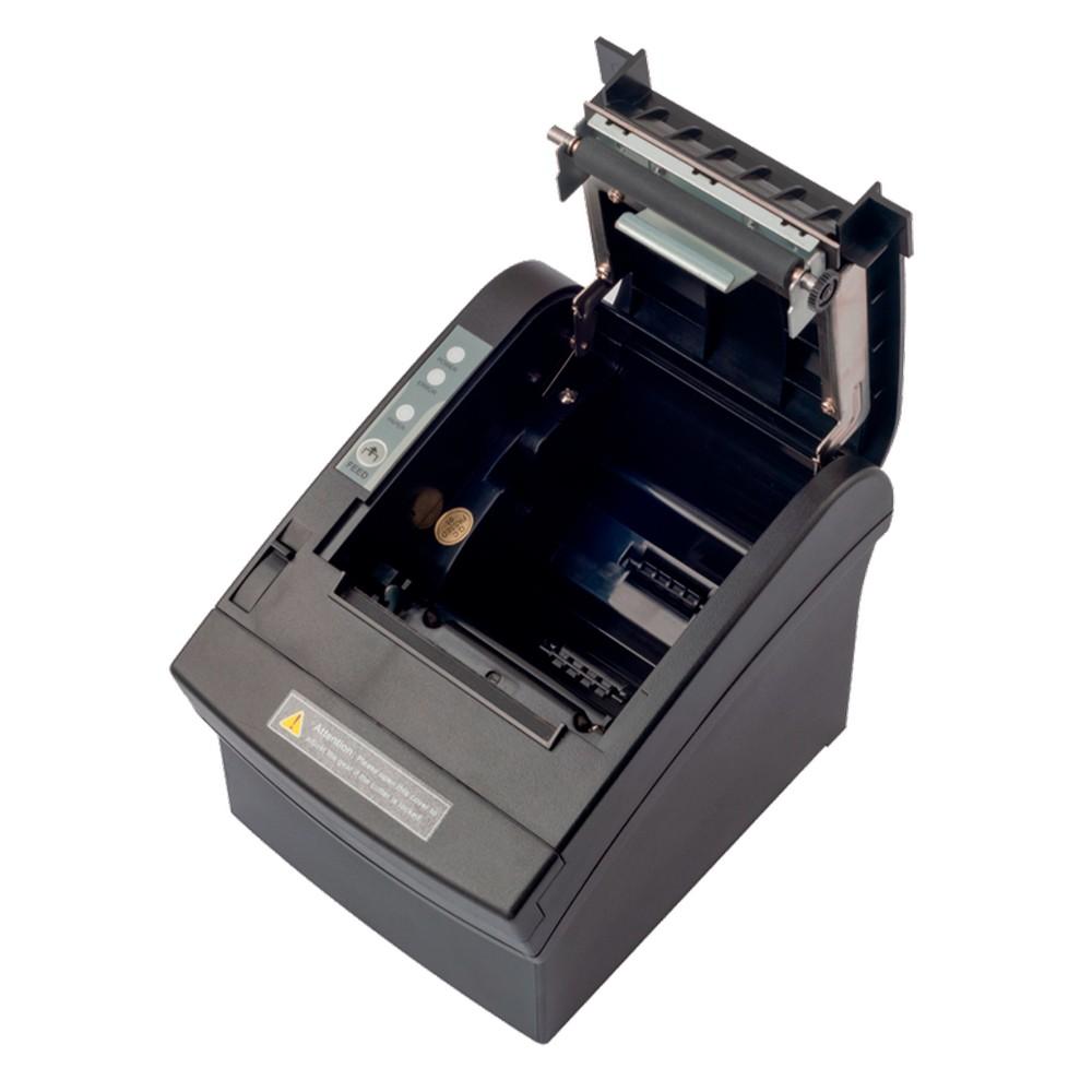 Kit SAT Elgin Smart e Impressora Elgin i8 Ethernet USB Serial
