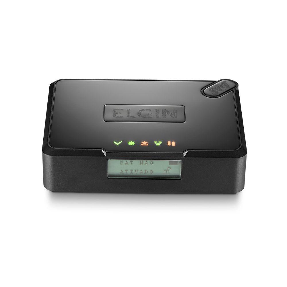 KIT SAT Fiscal Elgin Smart  + Impressora Não Fiscal Térmica Epson TM T20X Serial/USB