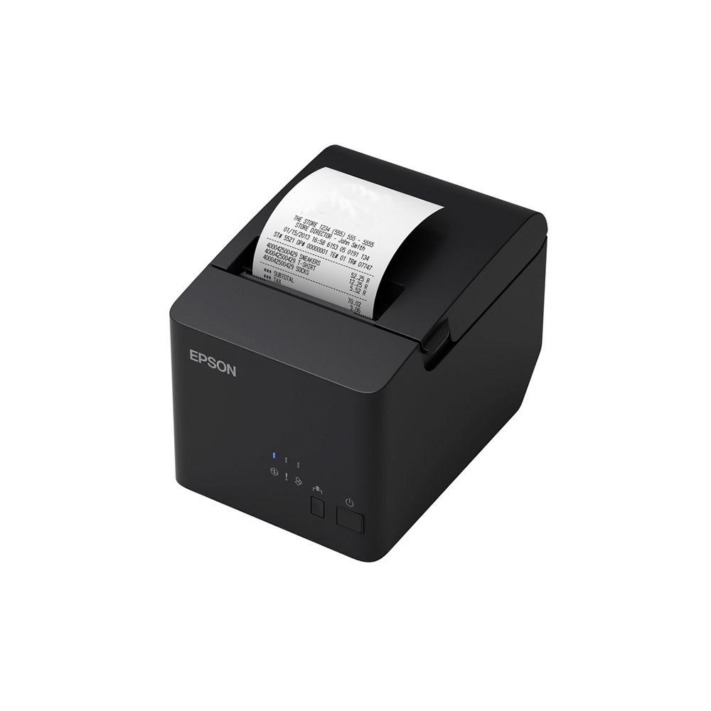 KIT SAT Fiscal Epson T-A10 C/ Fonte + Impressora Térmica TM T20X Serial/USB