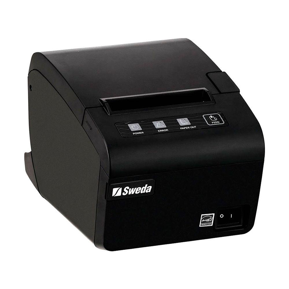 KIT SAT Fiscal Sweda SS-2000 + 2 Impressoras Sweda SI-300S USB/Serial