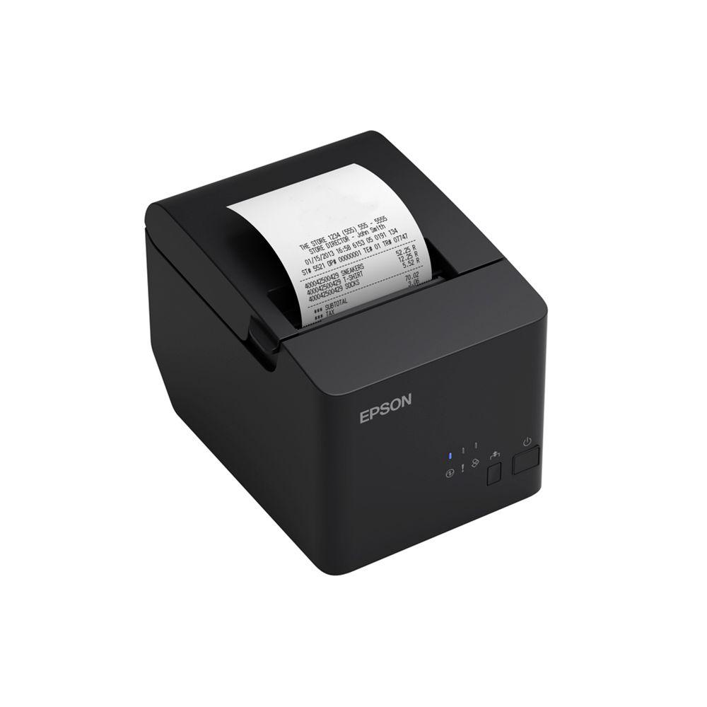 KIT SAT Fiscal Tanca TS-1000 +  Impressora Térmica Epson TM T20X Serial/USB