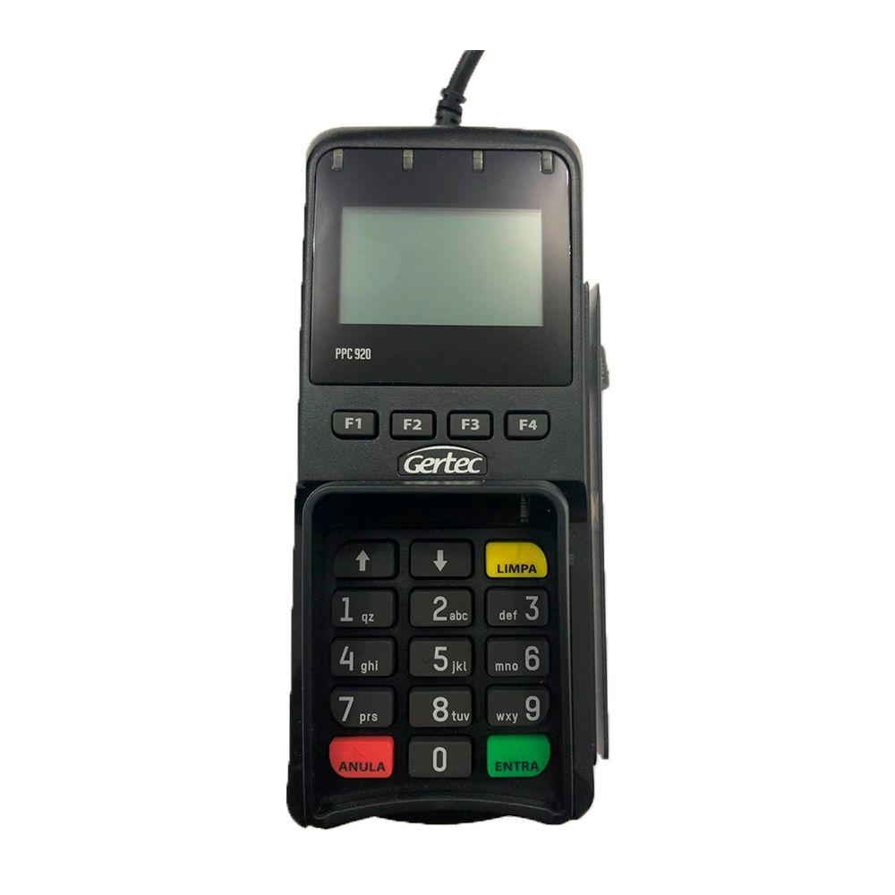 Pinpad Gertec PPC 920 USB