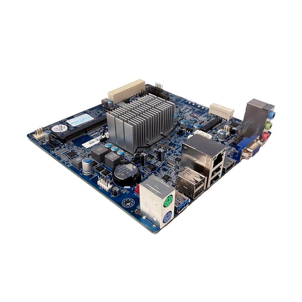 Placa Mãe PC Ware IPX 1800 E2 Celeron Dual Core 2.41GHz