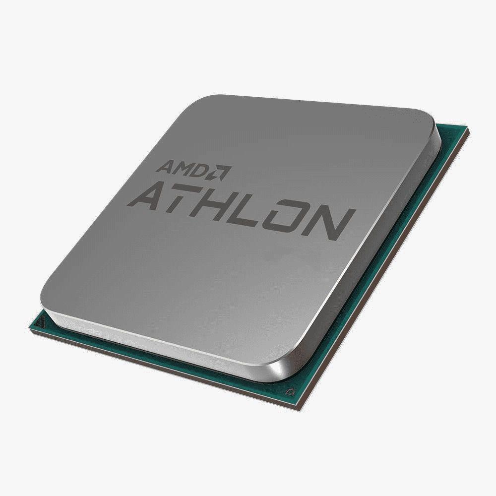 Processador AMD Athlon 200GE, Cache 5MB, 3.2GHz, AM4 YD200GC6FBBOX
