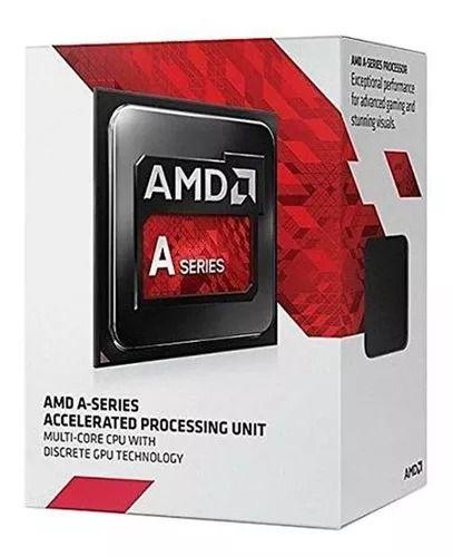 Processador AMD Dual Core A6 - 7480 3,8 GHZ Fm2 AD7480 ACABBOX