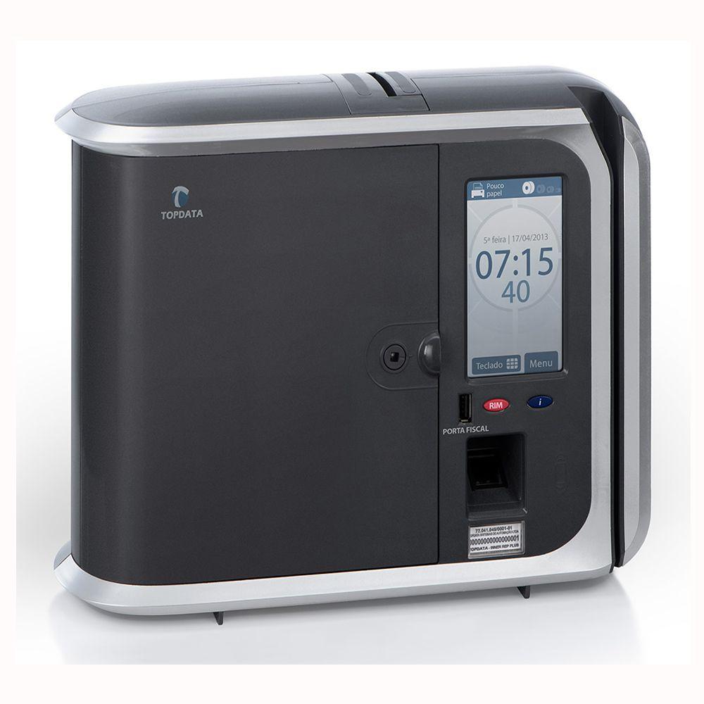 Relógio de Ponto TopData Inner Rep Plus Biometrico Proximidade LC