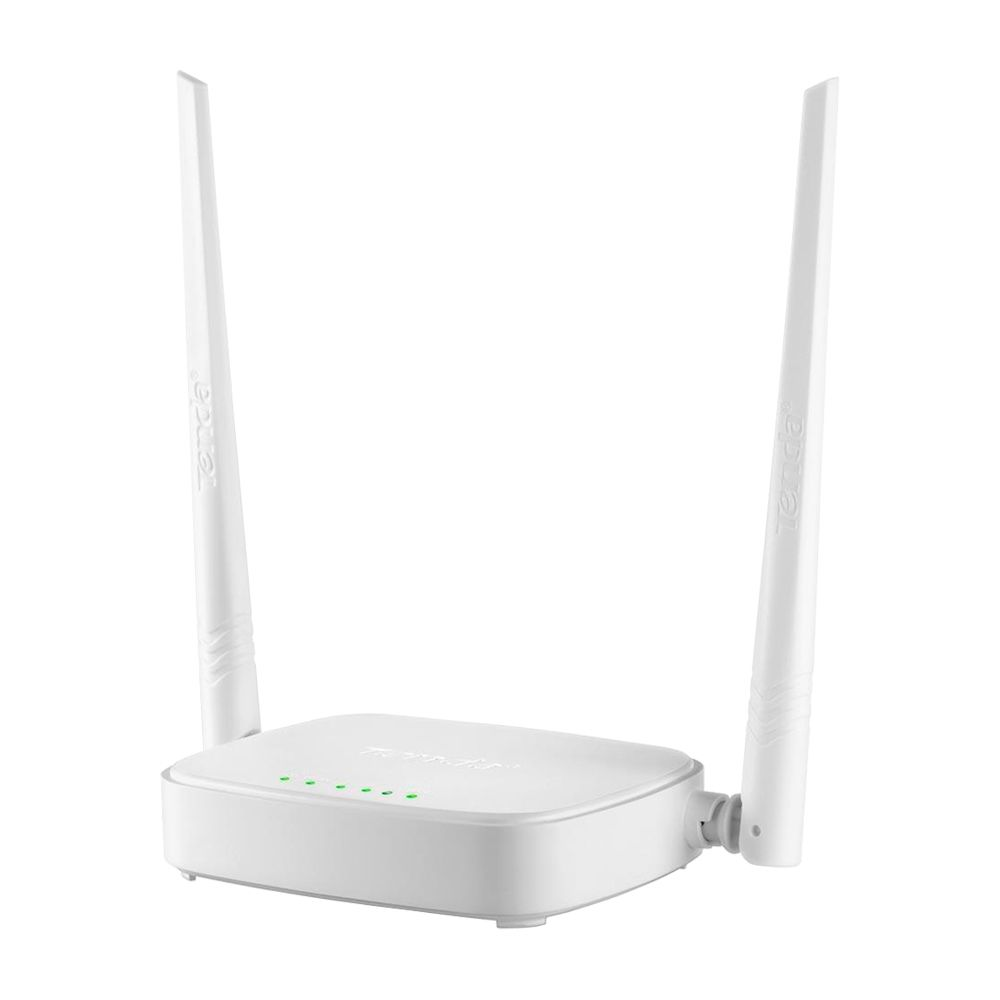 Roteador Tenda N301 Wi-Fi N300 2 Ant 5dbi 3Lan / 1Wan Ipv6