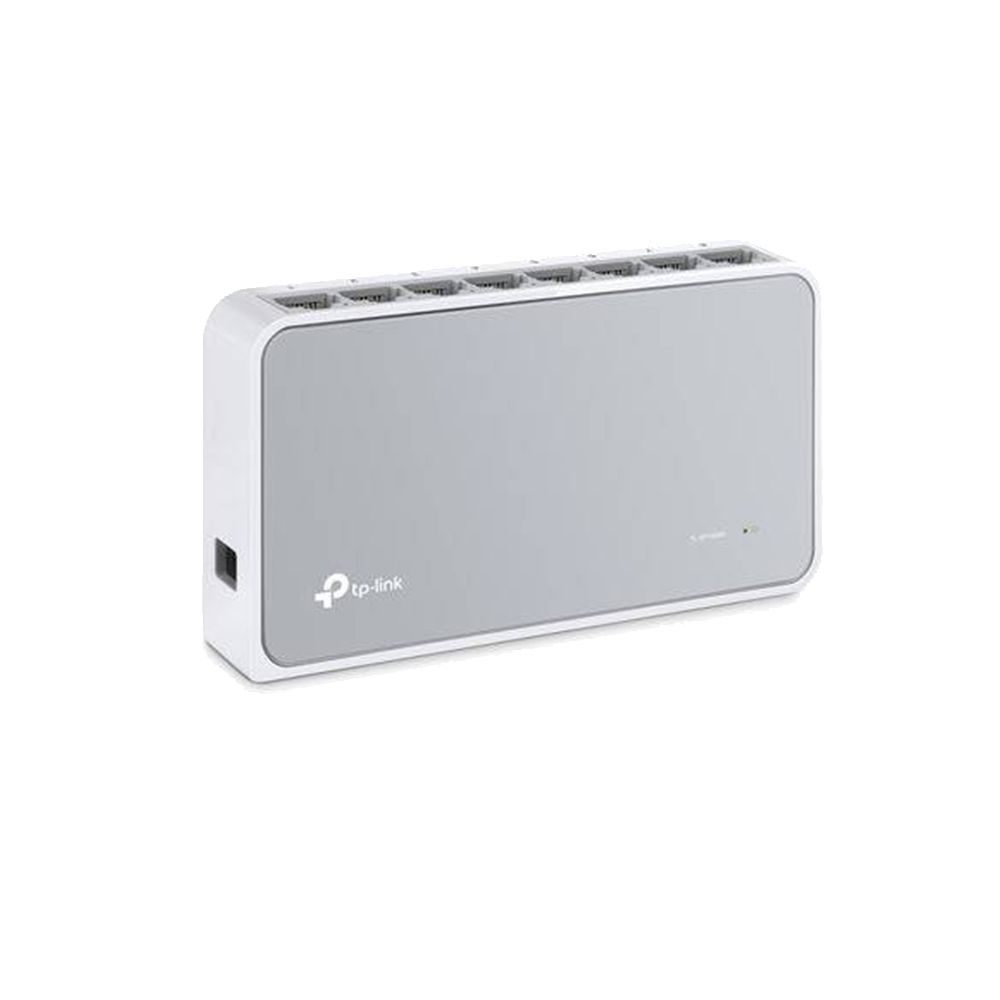 Switch 8 Portas TP Link 10/100 Mbps TL - SF1008D