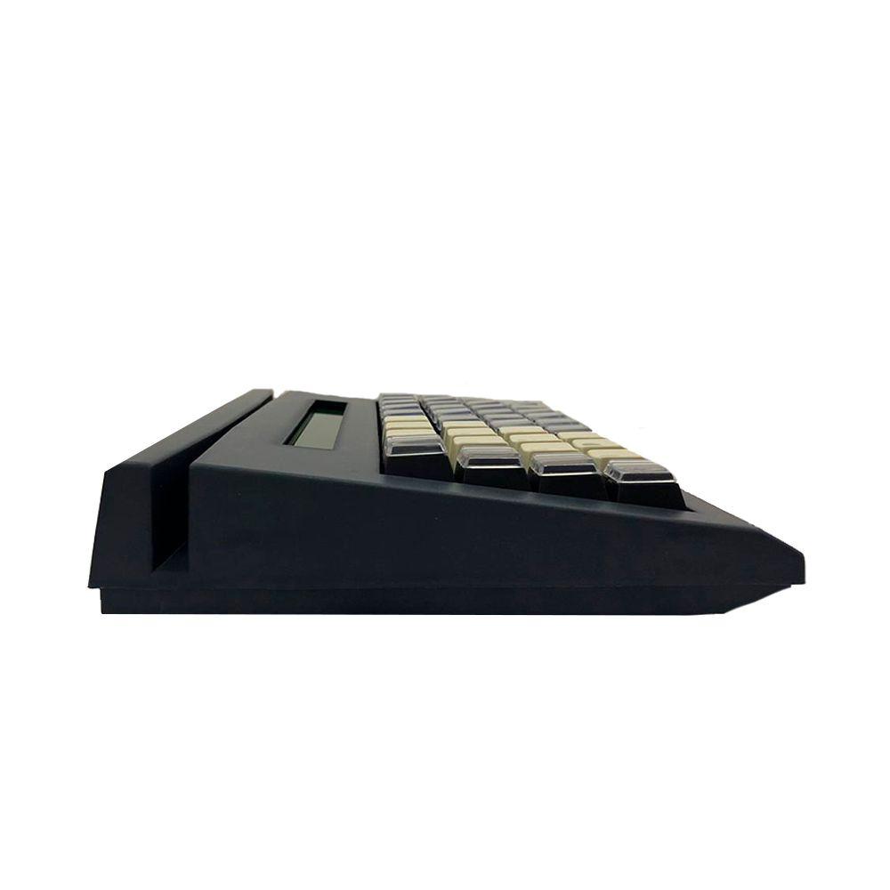 Teclado Keytec 44 Teclas Com Visor PS2