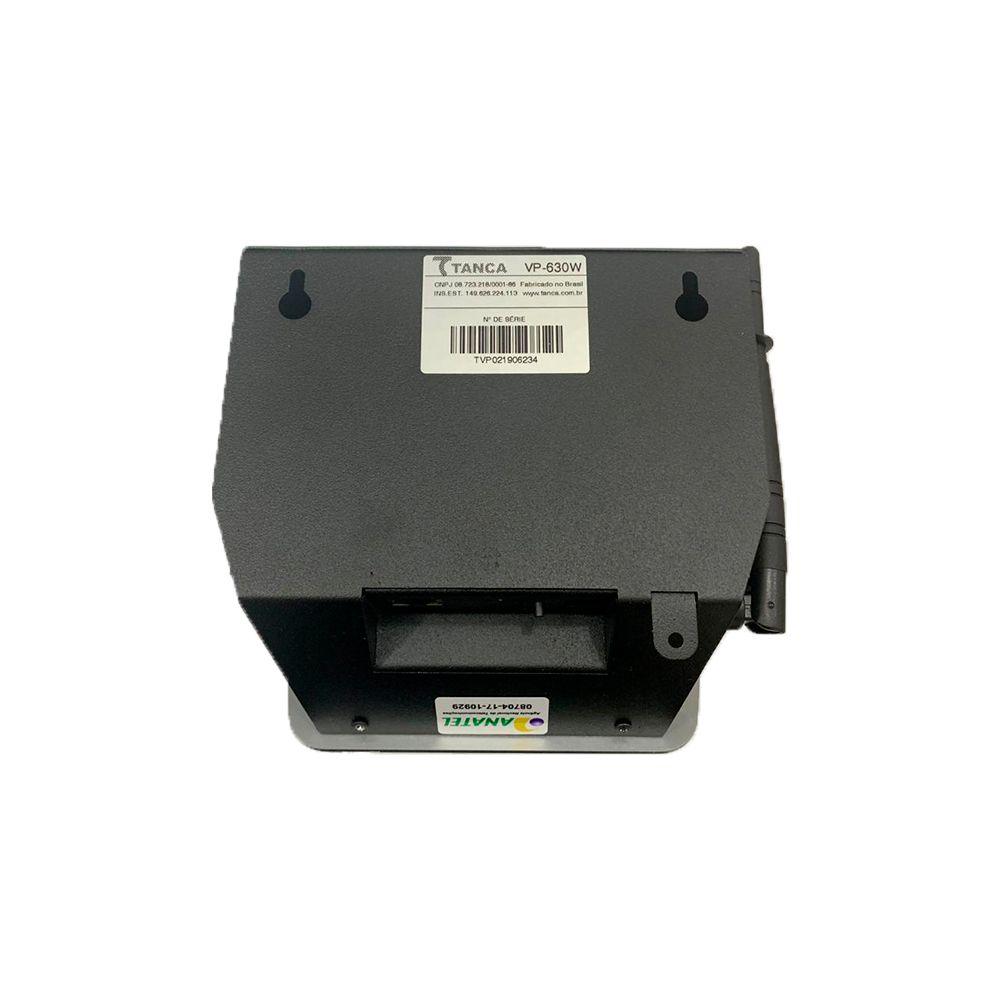 Verificador De Preço Tanca VP-640W Ethernet e Wi-fi