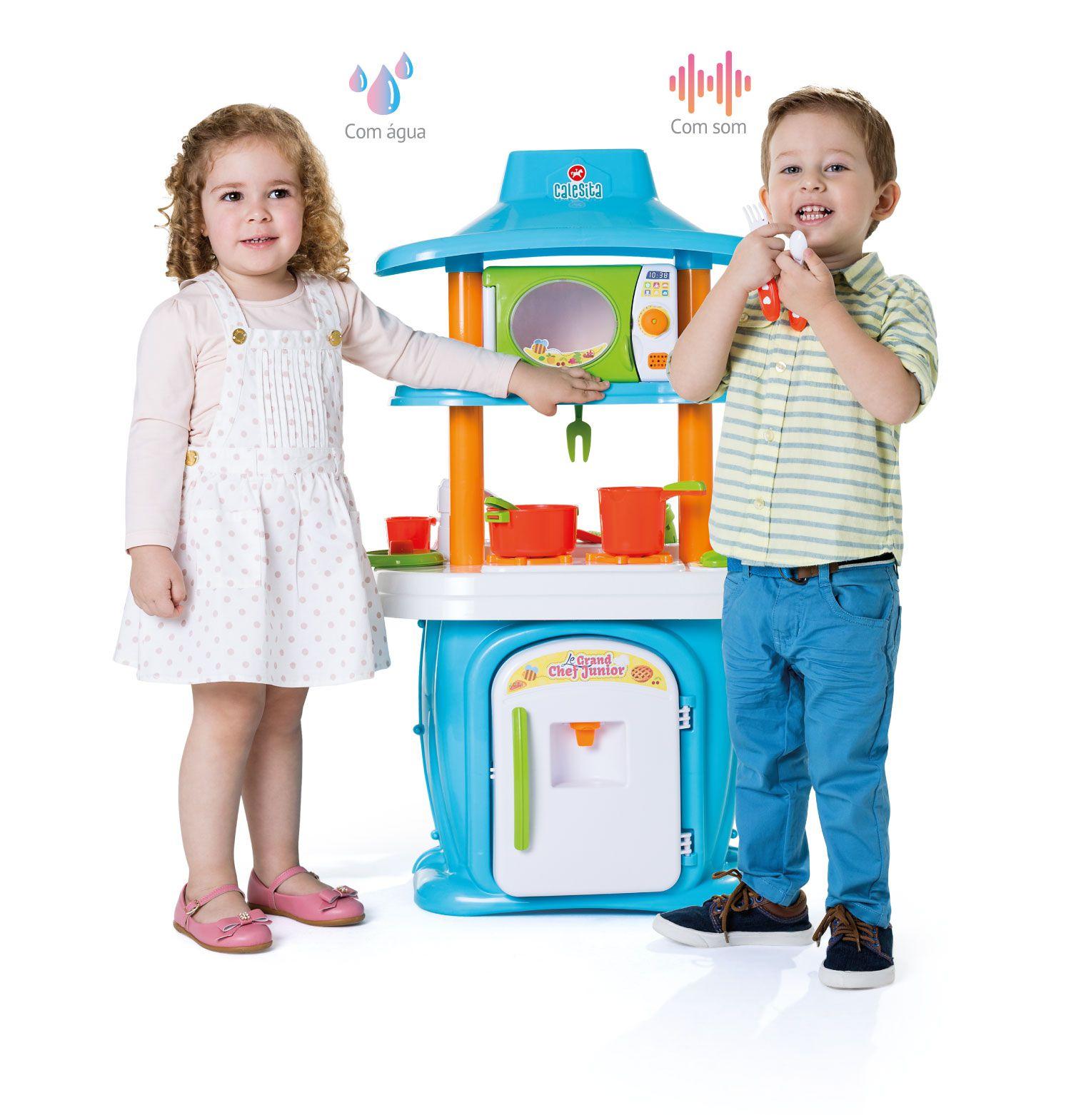730f47f512 Mami Brinquedos - Promoção - Cozinha Infantil Le Grand Chef Júnior