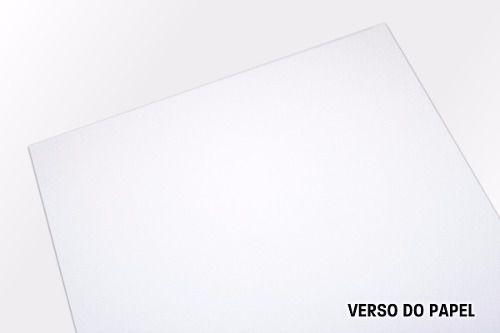 Papel Fotográfico 230g Hy-glossy Prova Dágua - 500 Folhas A3