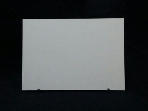 10 Azulejos Brancos Resinados Para Sublimação 20x28