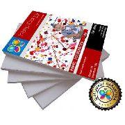 Papel Fotográfico 130g Hy-glossy Prova Dágua - 300 Folhas A4
