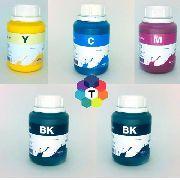 5 Frascos De 250 Ml - Tinta Pigmentada Inktec Hp - H8940
