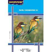 Papel Fotográfico Hy-glossy 180g Master Print 20 Folhas A3