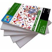 Papel Fotográfico Adesivo 115g - Prova Dágua - 500 Folhas A4