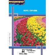 Papel Fotográfico Matte 170g - Master Print - 100 Folhas A4