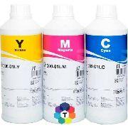 3 Litros - Tinta Corante Inktec Epson - Coloridas - Eu1000