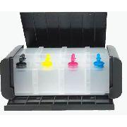 Bulk Ink Para Epson Tx420 Tx235 Tx320f Luxo - Sem Tinta