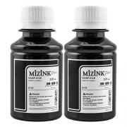 2 Frascos De 100 Ml - Tinta Corante Mizink Para Canon - CO26P