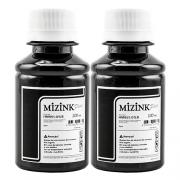 2 Frascos De 100 Ml - Tinta Corante Mizink Para HP - HM951/HM088P